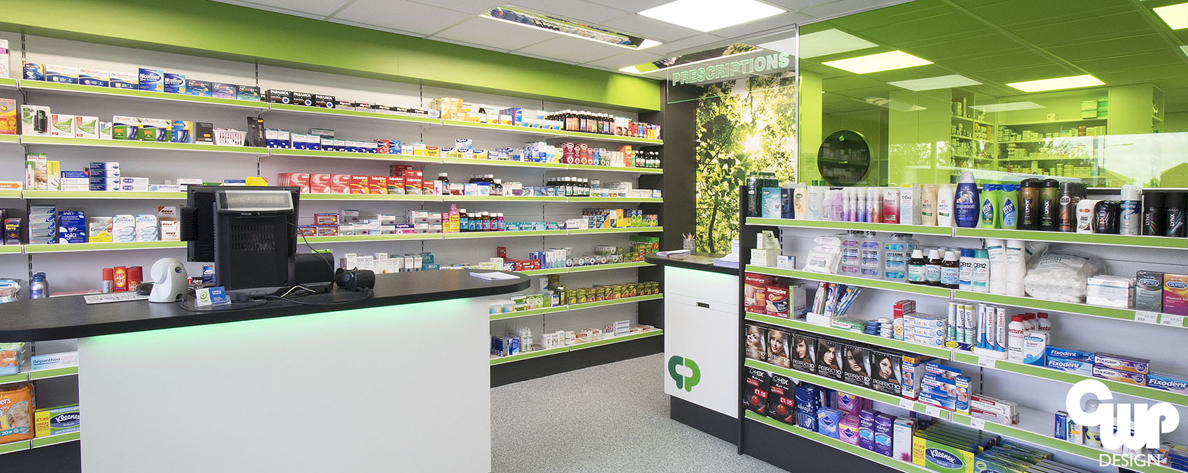 About CWP Pharmacy Design