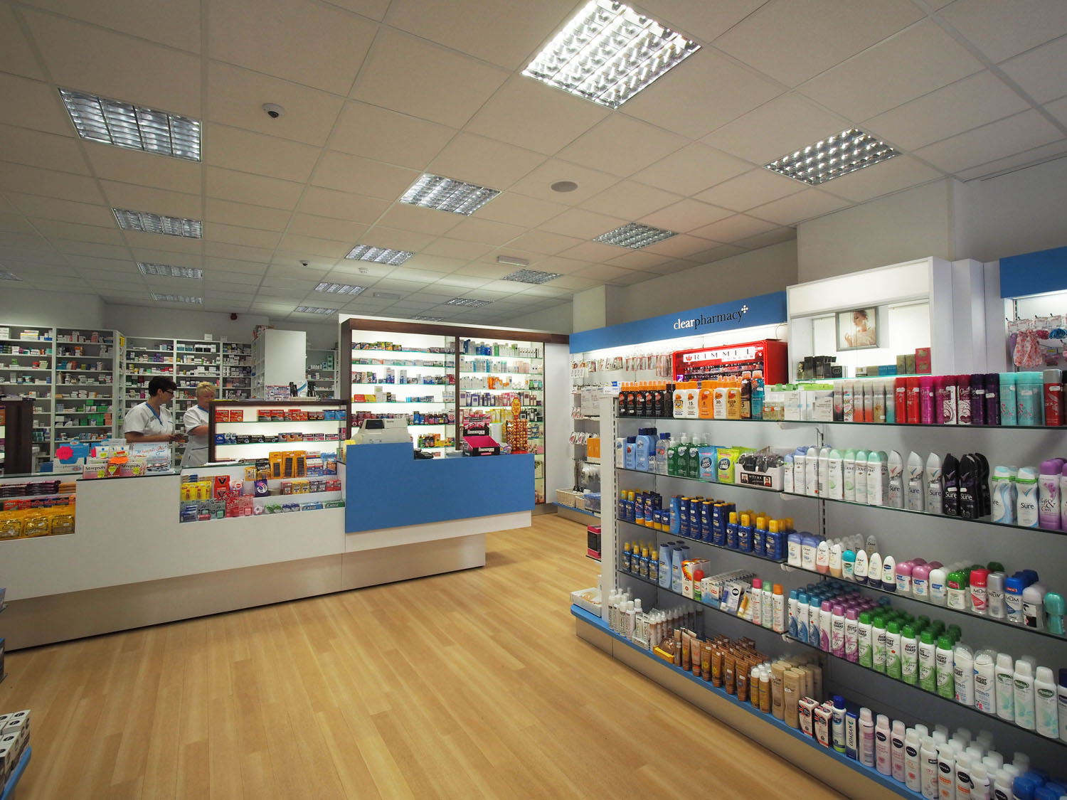 adding a retail pharmacy Pharmacy forecast project began with the encouragement of david relationships with retail clinics, introduction: challenges and opportunities abound in.
